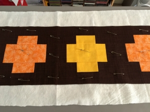 Greek Cross Table Runner