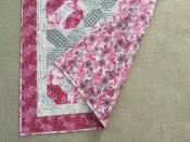 pink gray xo back