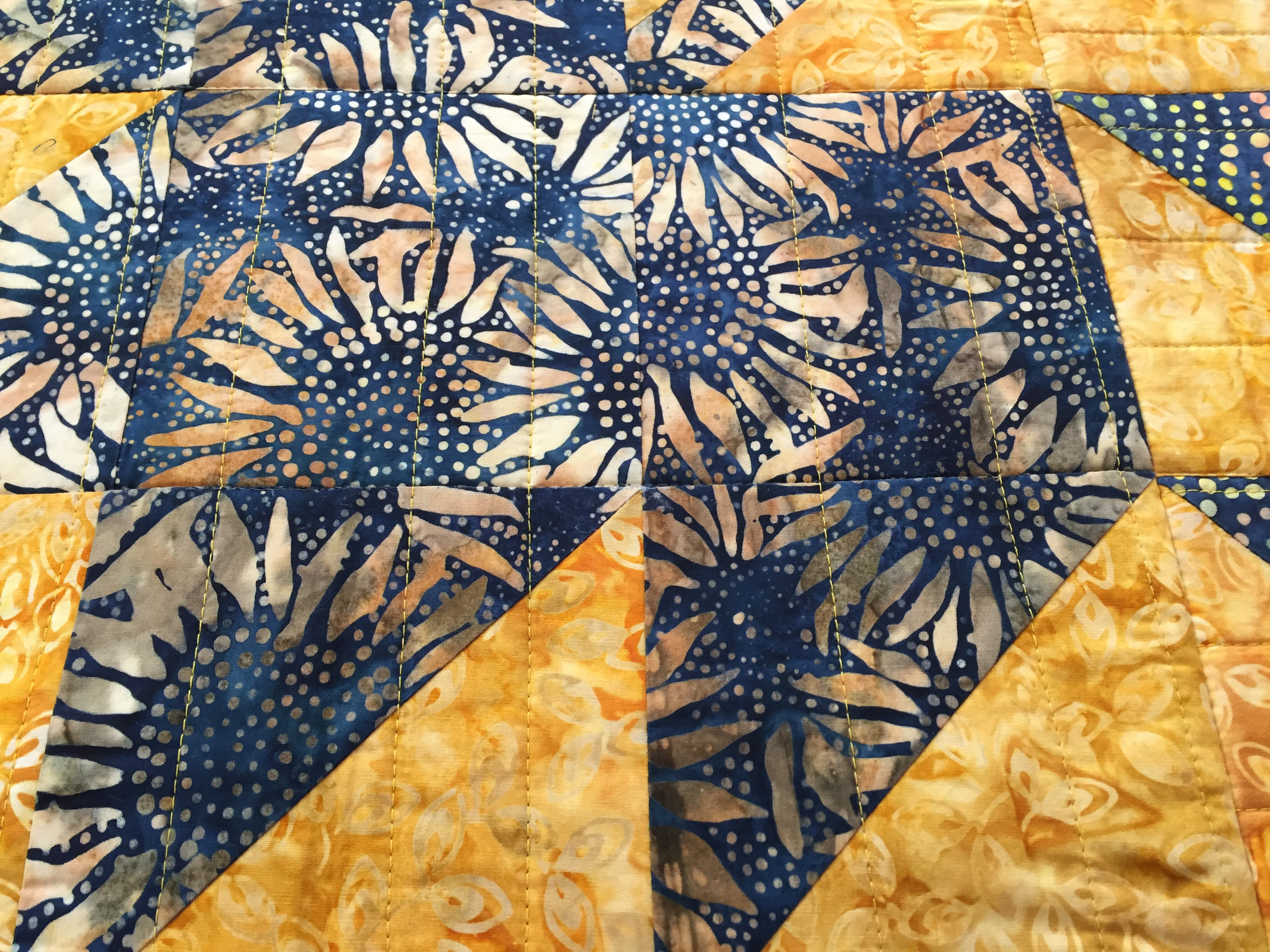 Batik Table Runner 3