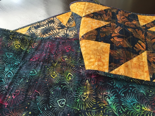 Batik Table Runner 4