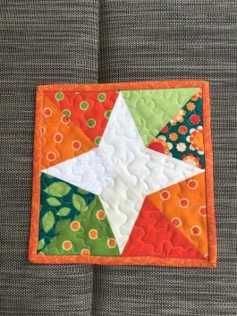 4 star mug rug