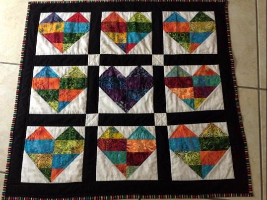 batik hearts cu