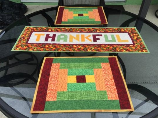thankful tr placemat