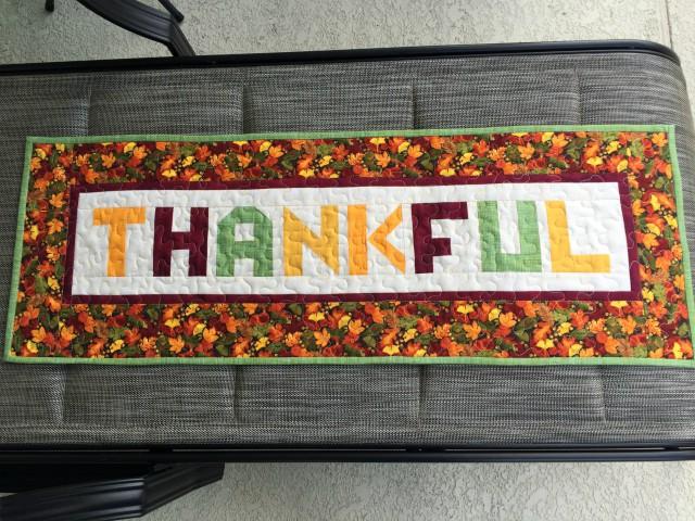 thankful tr