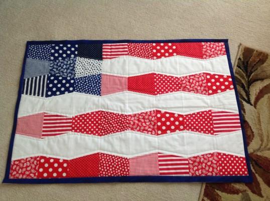 Flag tumbler tr