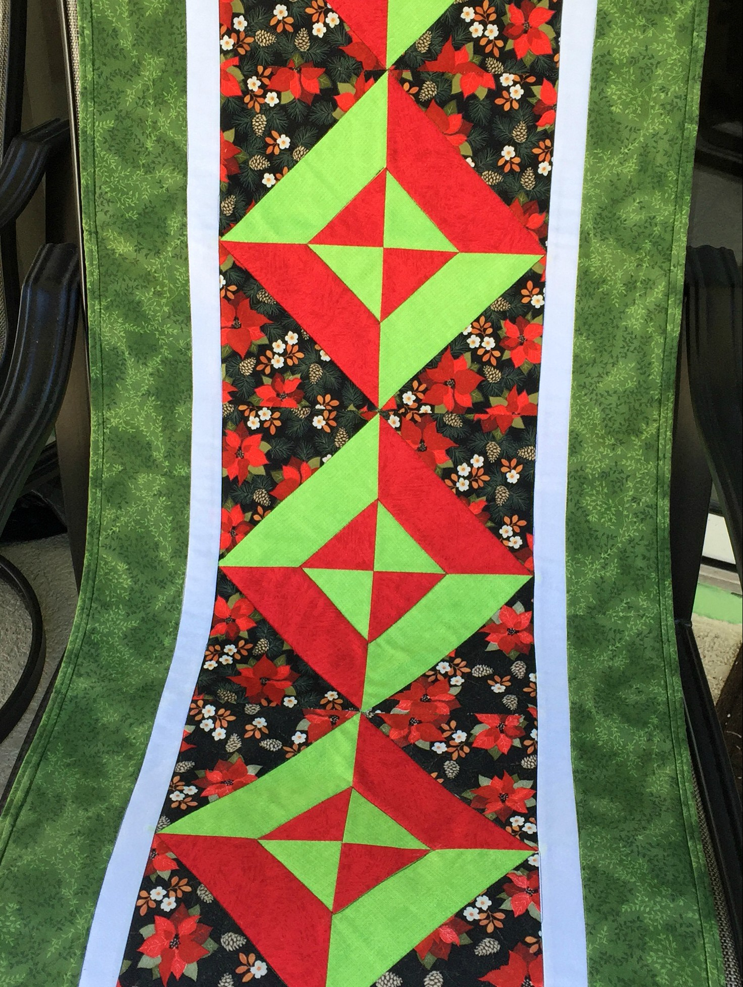 tube table runner 1