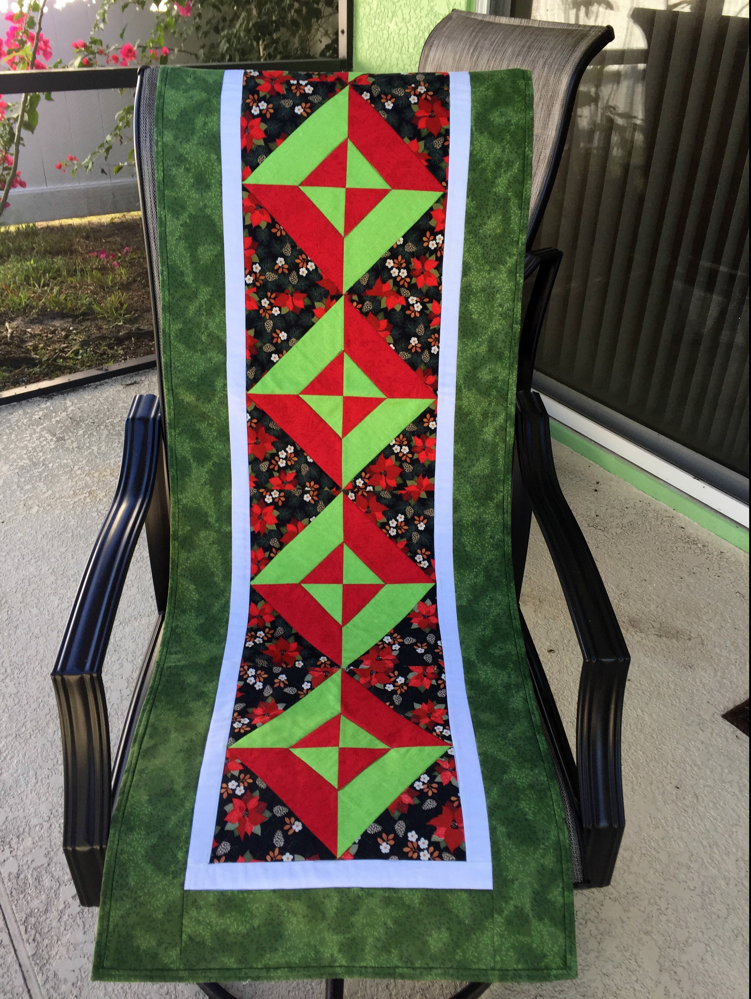 tube table runner 2