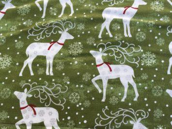 rustic christmas reindeer