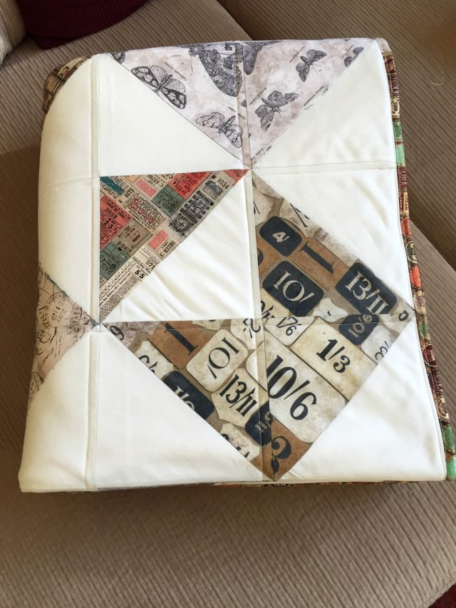OMG - March 2018 Finished Block