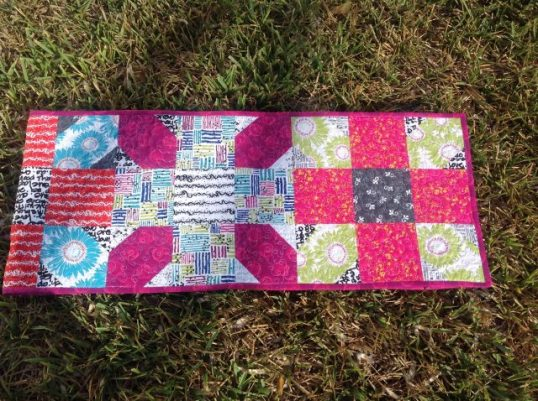 makers home table runner
