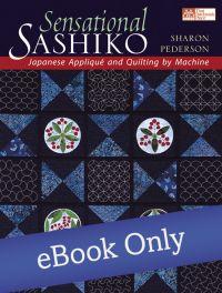sashiko book Martingale image