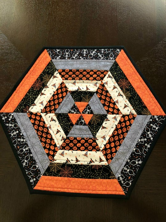 Halloween 2018 Hexagon TR A