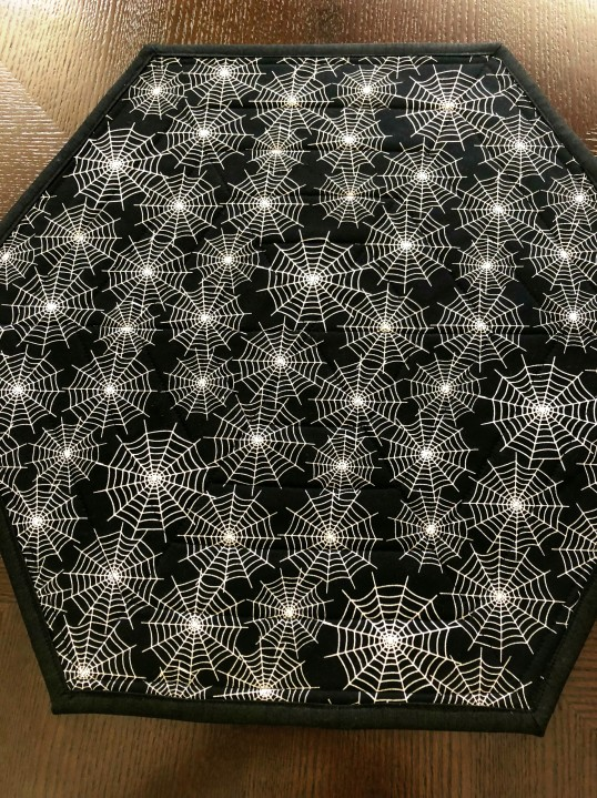 Halloween 2018 Hexagon TR back