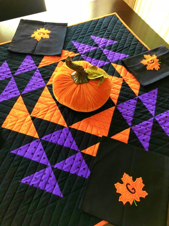 Halloween 2018 Homespun TT