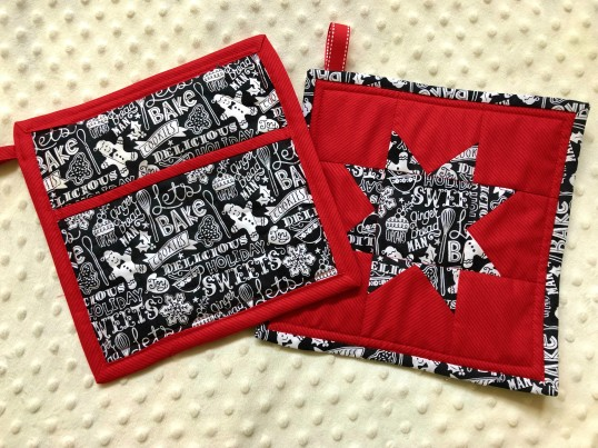 Christmas 2018 Potholders FB