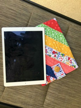 tech cover IPad Pro
