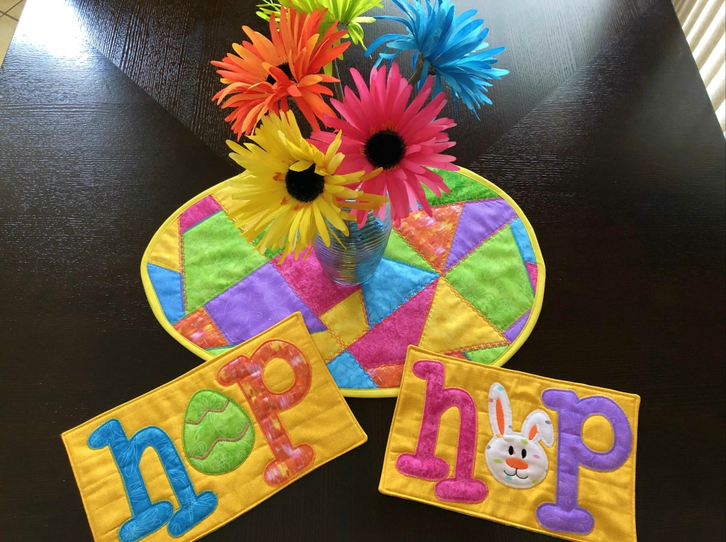 Scrap Crazy Six Spring Topper