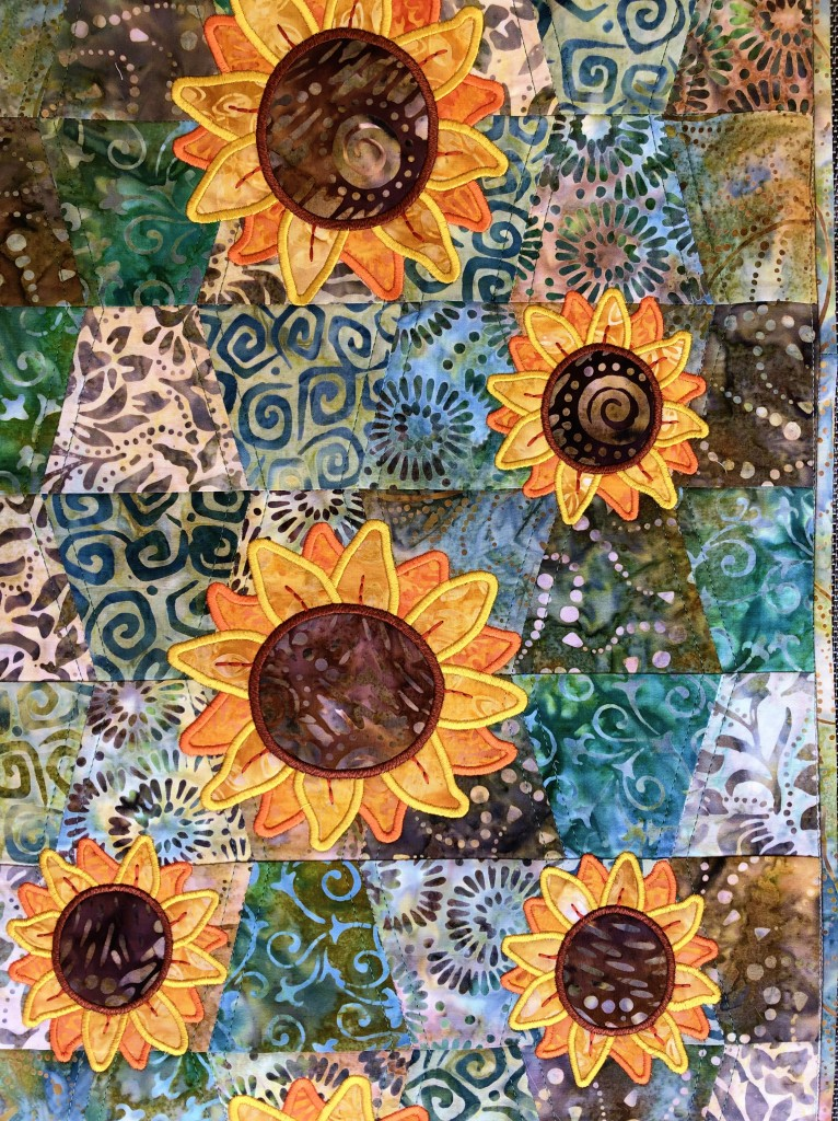 ScanNCut Quilt Applique