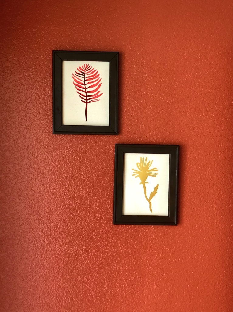 Cricut Wall Art