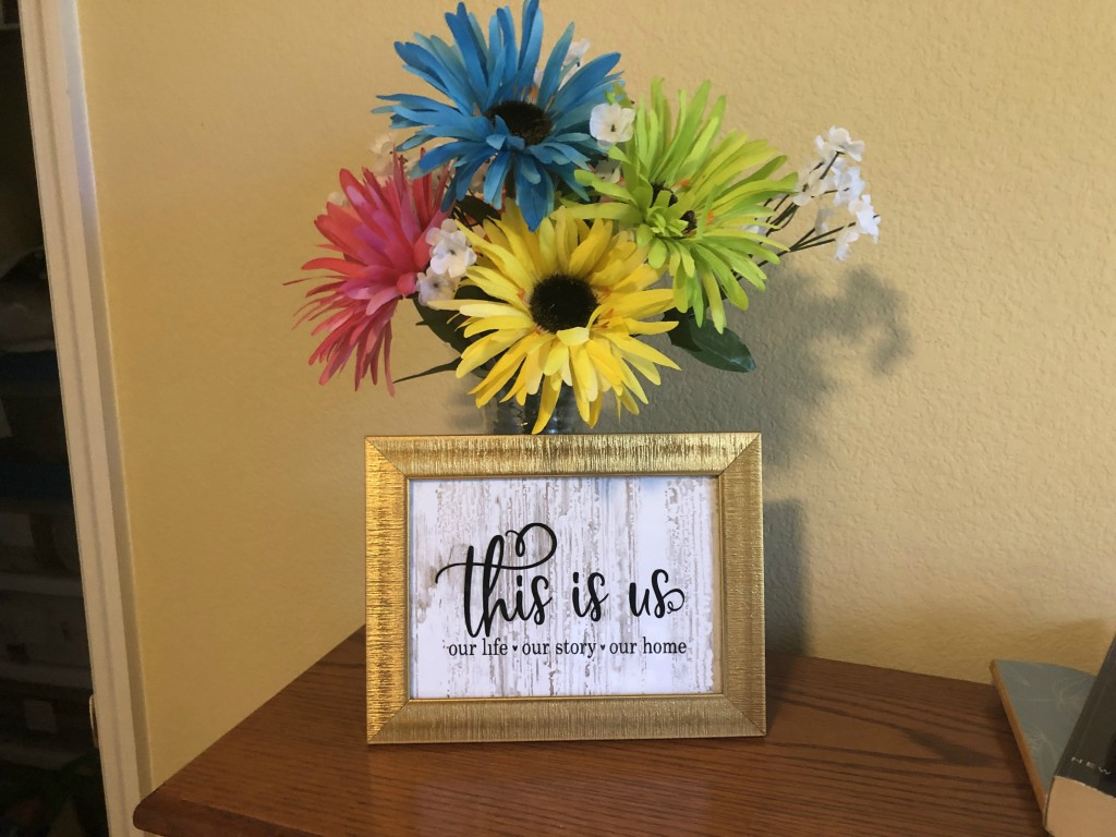 Cricut Craft Project